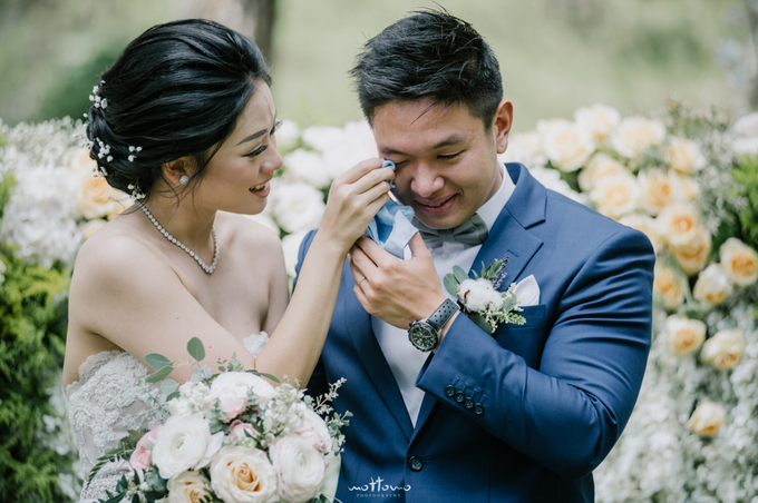 Darren & Calestina Wedding by Pine Hill Cibodas - 030