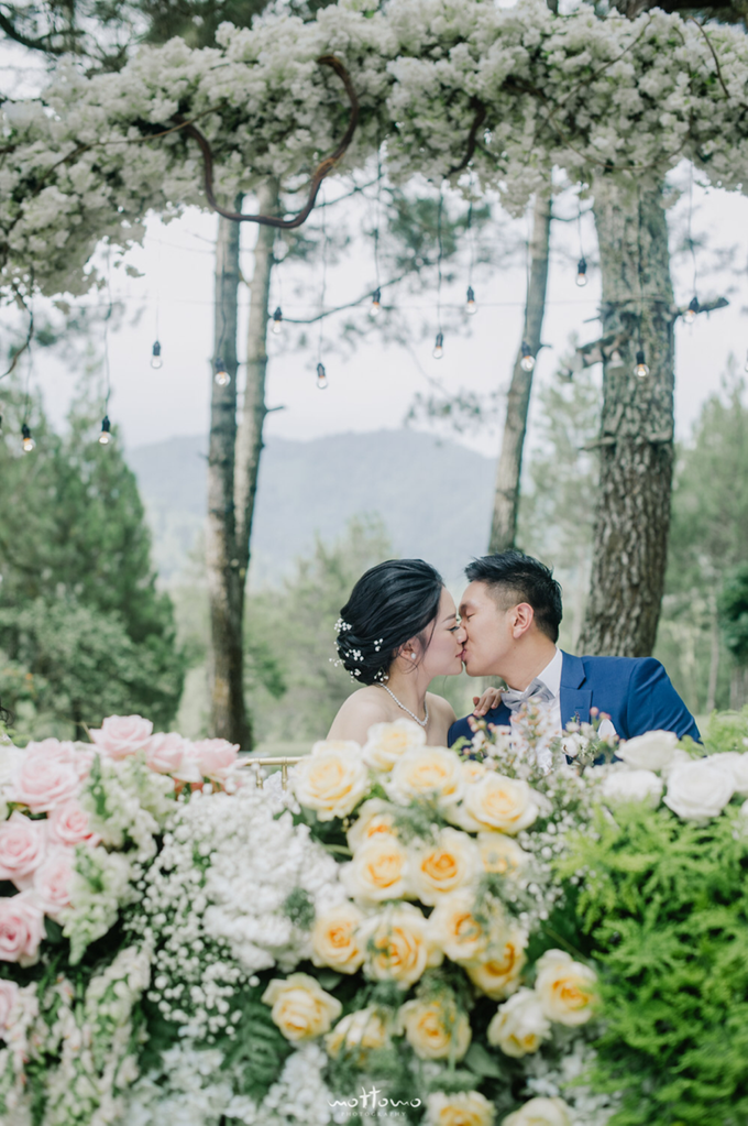 Darren & Calestina Wedding by Pine Hill Cibodas - 031