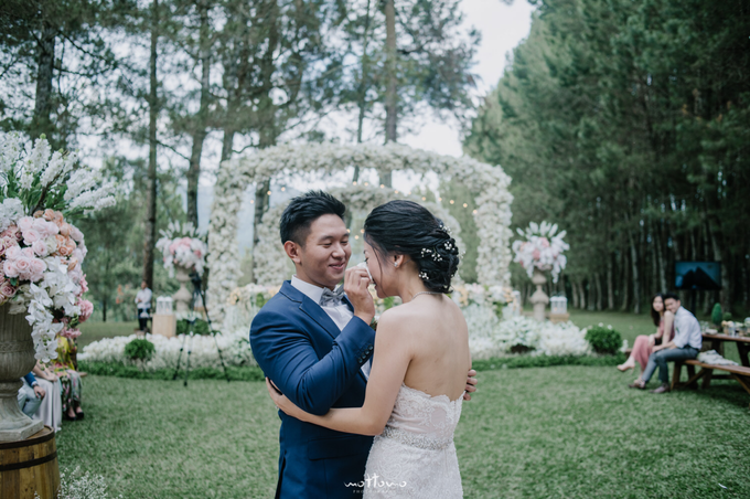 Darren & Calestina Wedding by Pine Hill Cibodas - 038