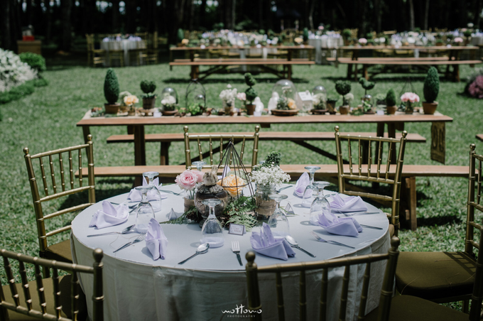 Darren & Calestina Wedding by Pine Hill Cibodas - 009