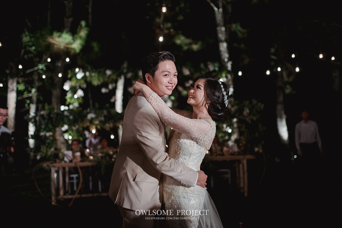 Follen & Yanuar Wedding by Pine Hill Cibodas - 011