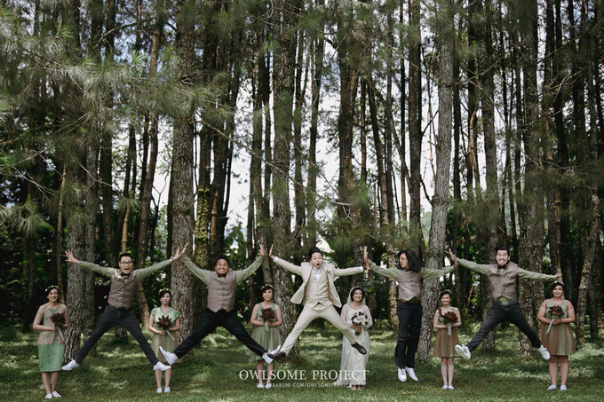 Follen & Yanuar Wedding by Pine Hill Cibodas - 002