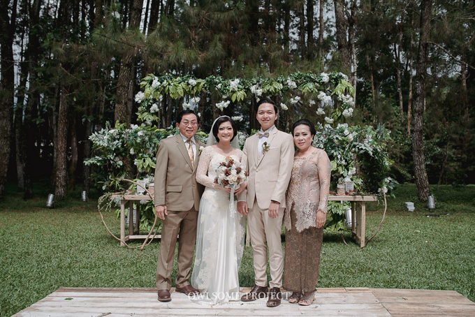 Follen & Yanuar Wedding by Pine Hill Cibodas - 021