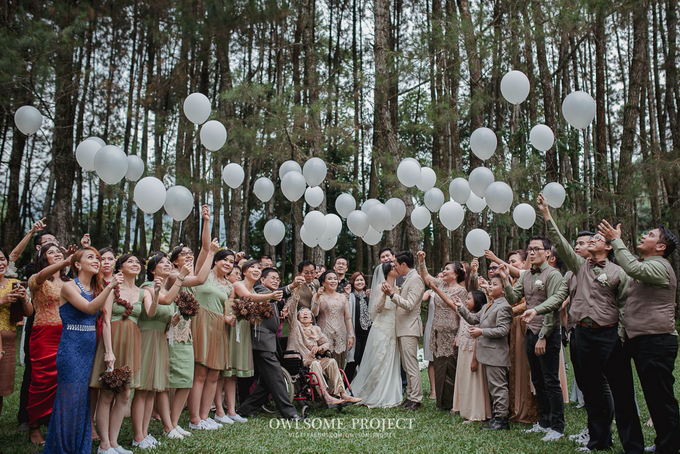 Follen & Yanuar Wedding by Pine Hill Cibodas - 023