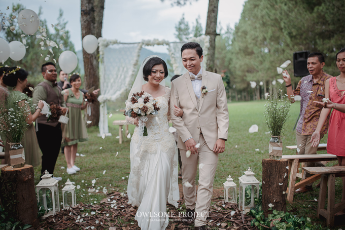 Follen & Yanuar Wedding by Pine Hill Cibodas - 025