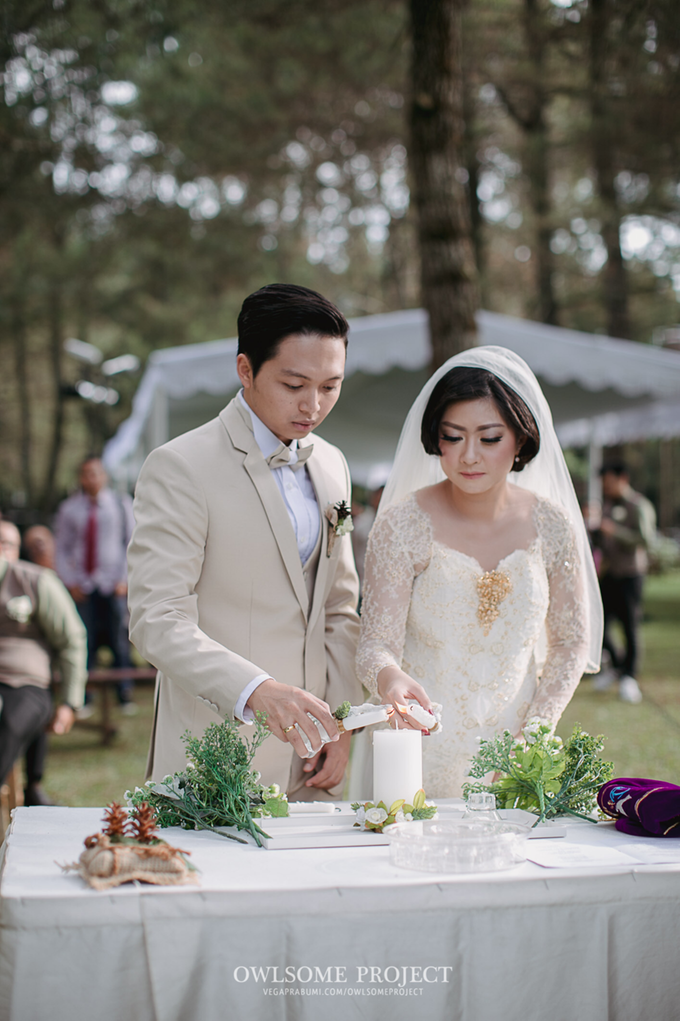 Follen & Yanuar Wedding by Pine Hill Cibodas - 028