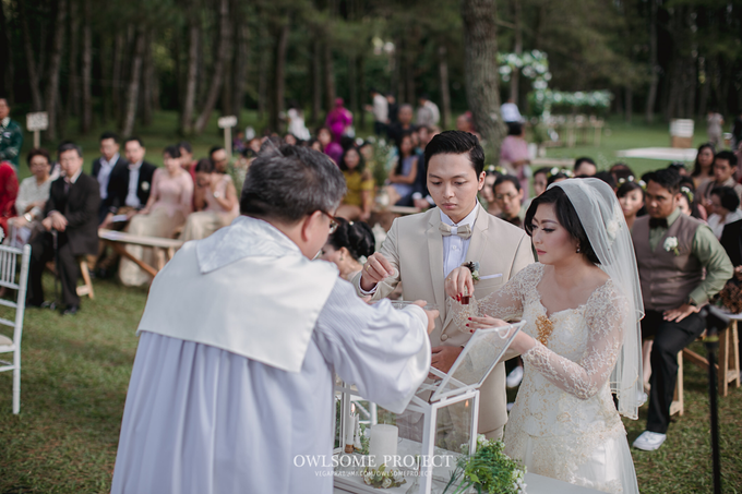 Follen & Yanuar Wedding by Pine Hill Cibodas - 029