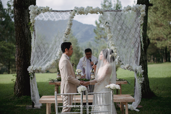 Follen & Yanuar Wedding by Pine Hill Cibodas - 031