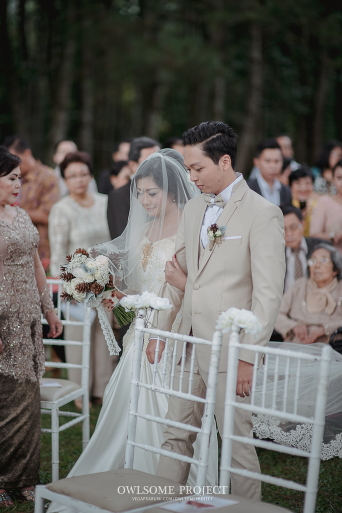 Follen & Yanuar Wedding by Pine Hill Cibodas - 035