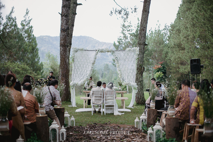 Follen & Yanuar Wedding by Pine Hill Cibodas - 036