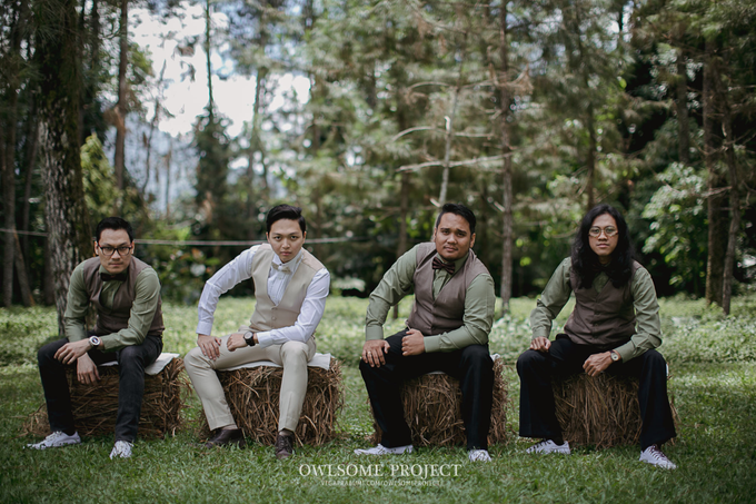 Follen & Yanuar Wedding by Pine Hill Cibodas - 004