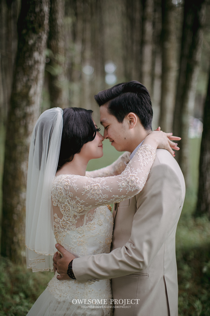 Follen & Yanuar Wedding by Pine Hill Cibodas - 040