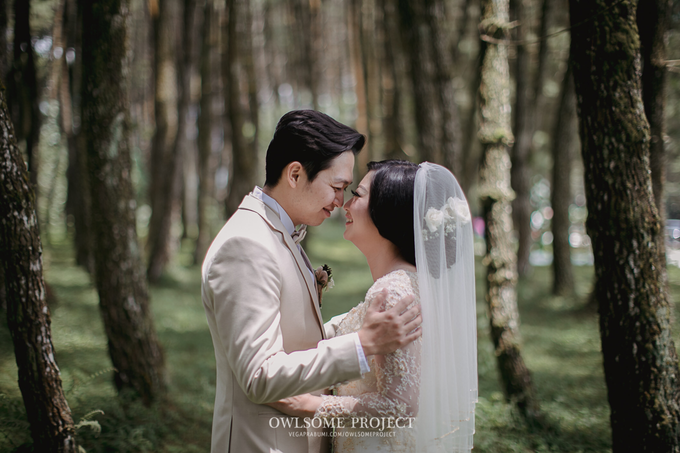 Follen & Yanuar Wedding by Pine Hill Cibodas - 041