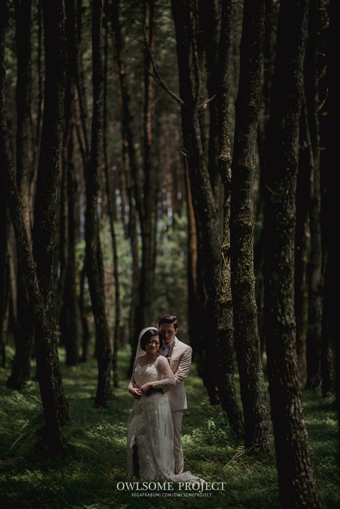 Follen & Yanuar Wedding by Pine Hill Cibodas - 042