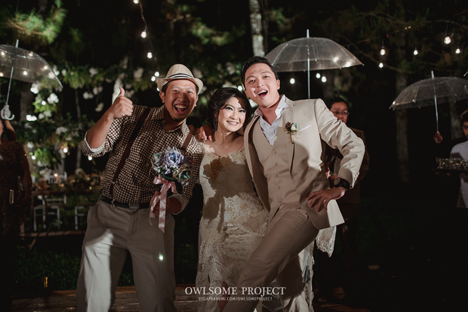 Follen & Yanuar Wedding by Pine Hill Cibodas - 008