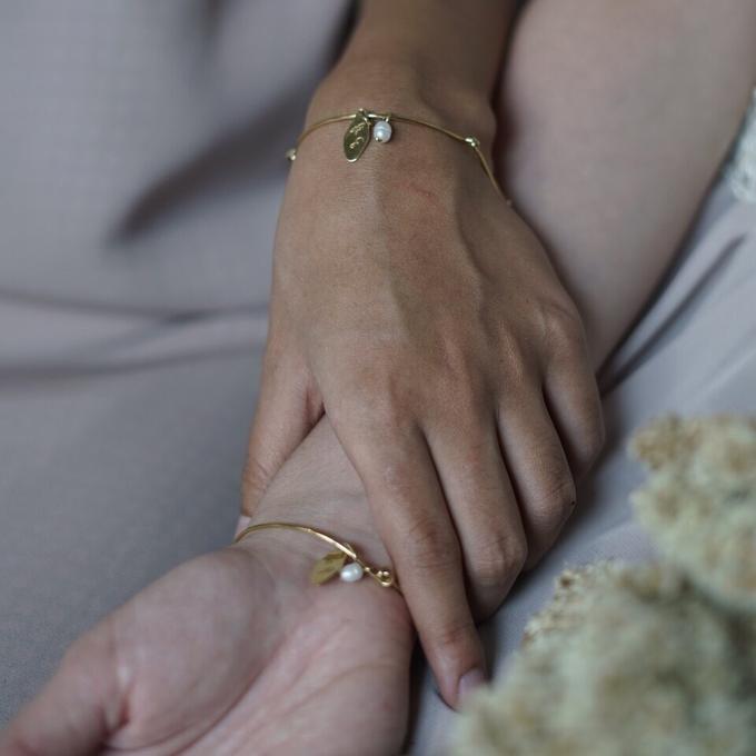 Bridesmaid Bracelet by Rumme - 001