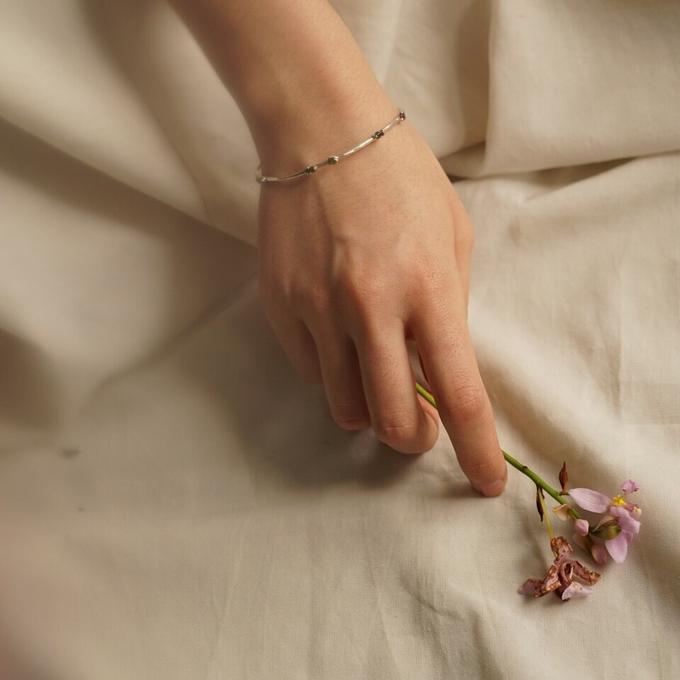 925k Silver - Bracelet for Mothers in law by Rumme - 004