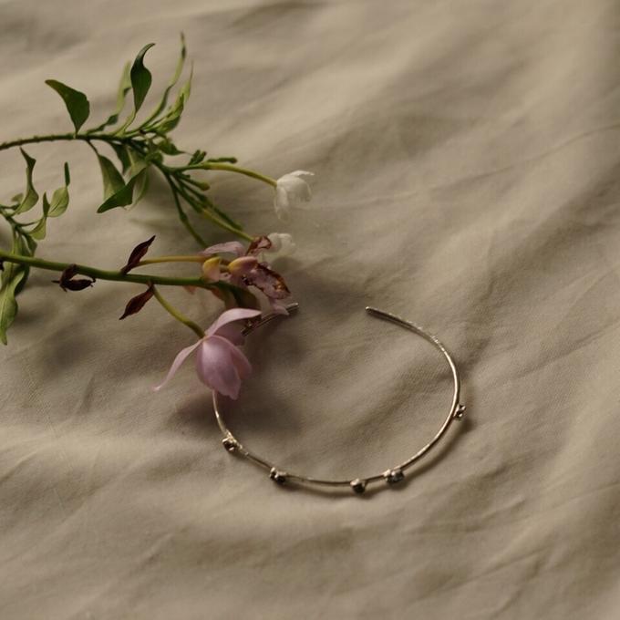 925k Silver - Bracelet for Mothers in law by Rumme - 002