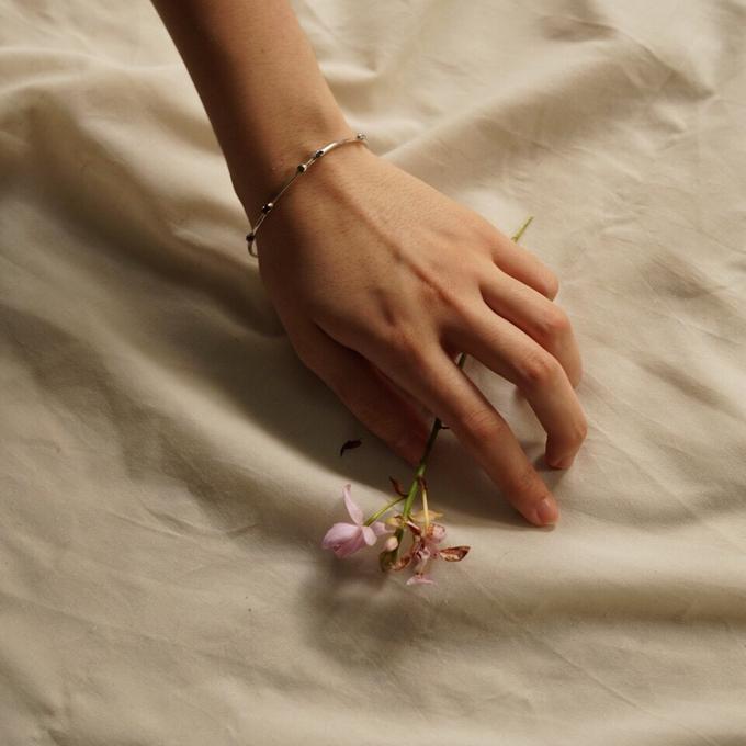 925k Silver - Bracelet for Mothers in law by Rumme - 001