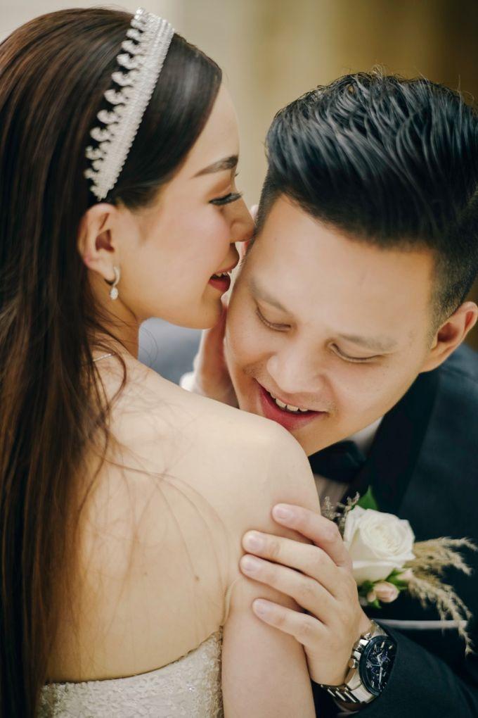Adit & Claresta Wedding at Hilton by PRIDE Organizer - 025