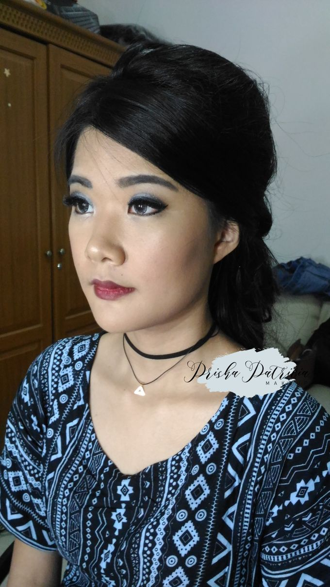 PROFESSIONAL MAKEUP CLASS by Priska Patricia Makeup - 015