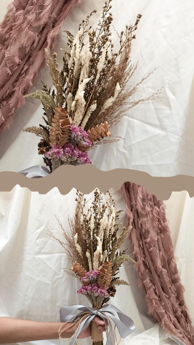 Rustic Bouquet by Rose For You - 004