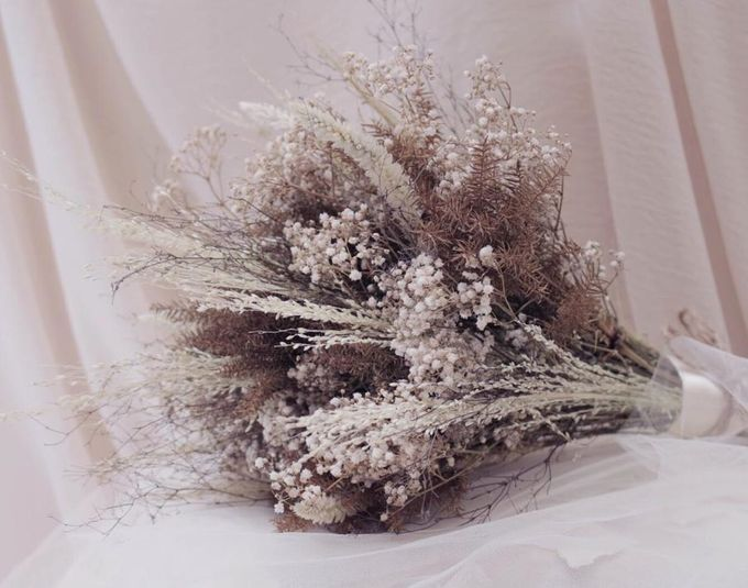 Rustic Bouquet by Rose For You - 006