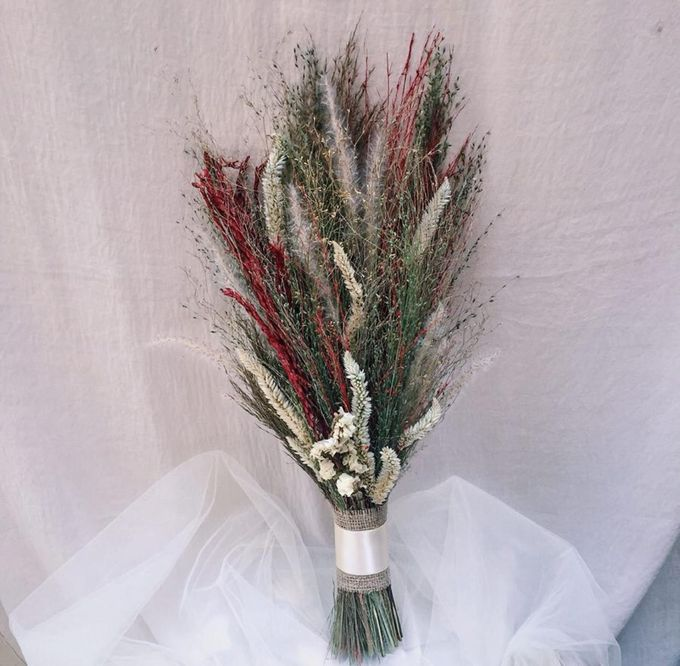 Rustic Bouquet by Rose For You - 007