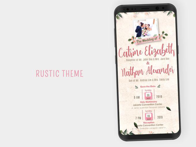 Modern Themes by Undangan Online Vio - 003