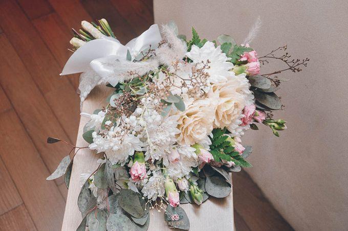 Yevita Wedding Bouquet by Floral Treats - 003