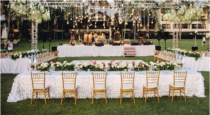 RUSTIC GARDEN WEDDING by Shangri-La Rasa Ria Resort & Spa - 002