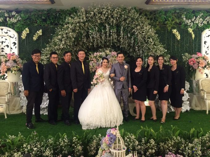 Wedding Organizer Gilang & Ines, 7 Mei 2016 by Crown Car Rental - 004