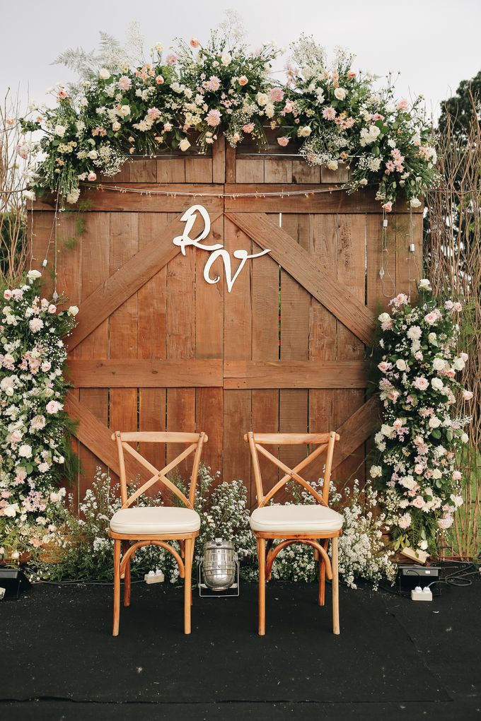 The Wedding of Reyhan and Vero by Elior Design - 001
