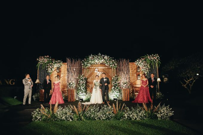 The Wedding of Reyhan and Vero by Elior Design - 008