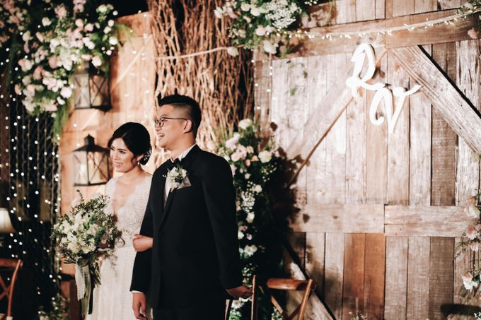 The Wedding of Reyhan and Vero by Elior Design - 010