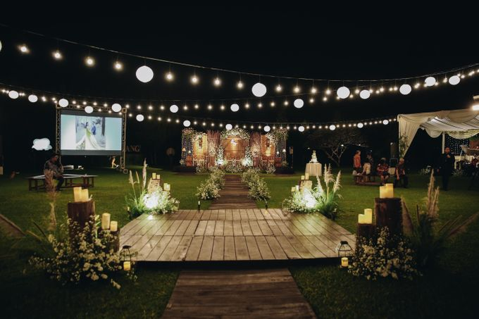 The Wedding of Reyhan and Vero by Elior Design - 005