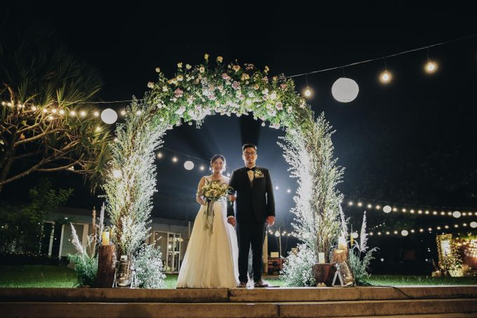 The Wedding of Reyhan and Vero by Elior Design - 007