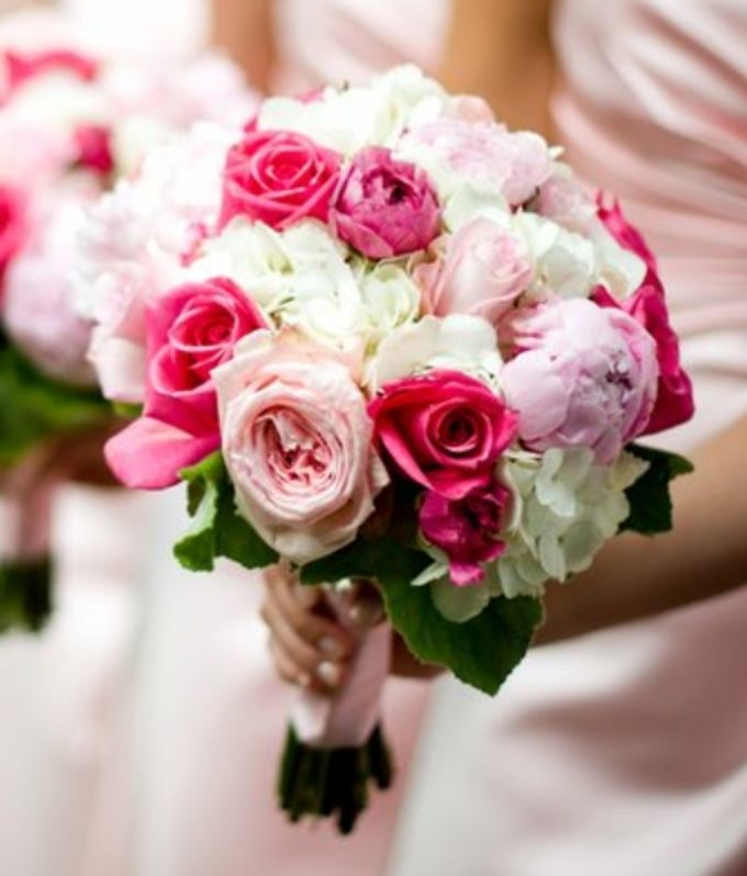 Red White & Pink by Dorcas Floral - 005