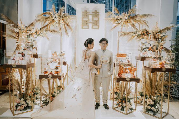 Sangjit Denny & Elsha by delazta wedding coordinator - 007