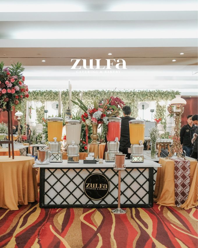 ANNA & DHANI - MEPRO HALL - 12 JANUARY 2019 by Zulfa Catering - 007