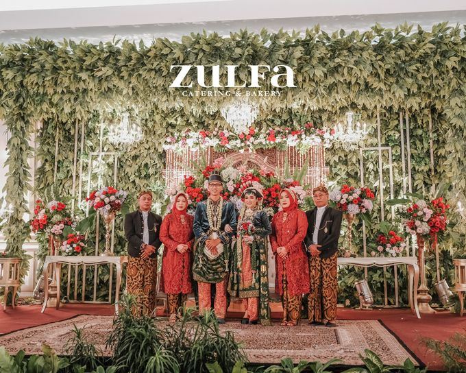 ANNA & DHANI - MEPRO HALL - 12 JANUARY 2019 by Zulfa Catering - 045