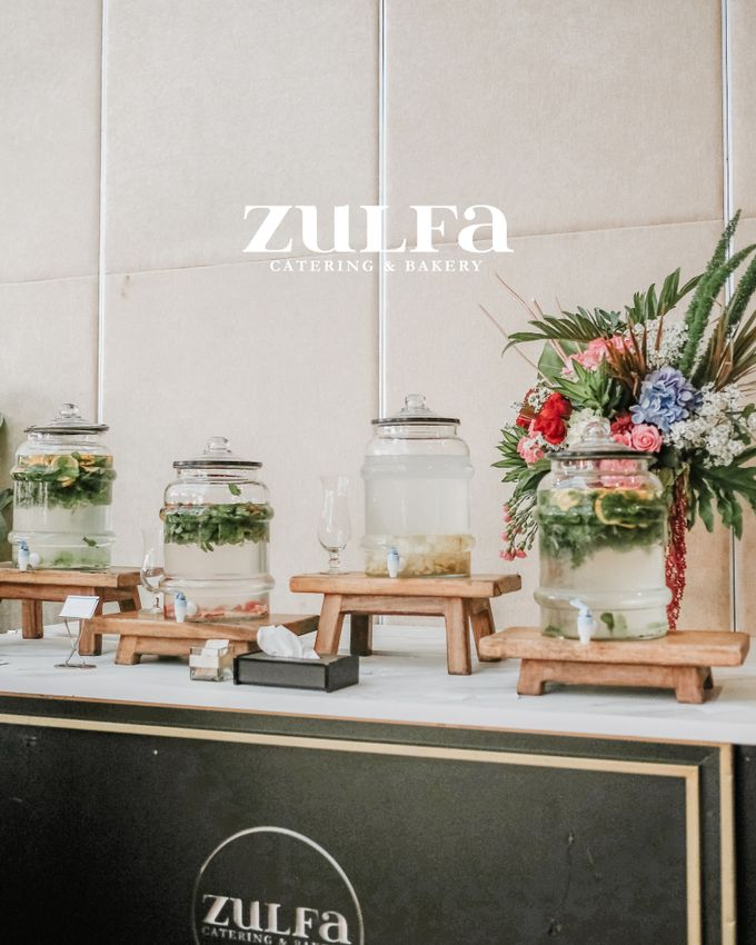 ANNA & DHANI - MEPRO HALL - 12 JANUARY 2019 by Zulfa Catering - 050
