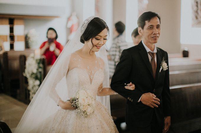 Ryan & Stella Holy Matrimony by Soko Wiyanto - 007