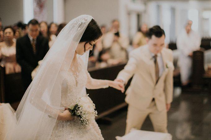 Ryan & Stella Holy Matrimony by Irish Wedding - 008