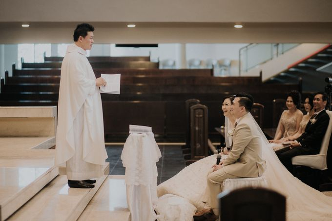 Ryan & Stella Holy Matrimony by Soko Wiyanto - 011