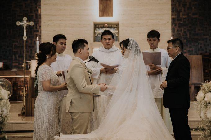 Ryan & Stella Holy Matrimony by Irish Wedding - 012