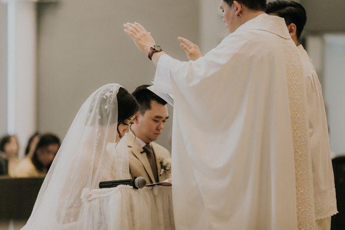 Ryan & Stella Holy Matrimony by Irish Wedding - 013