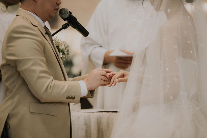 Ryan & Stella Holy Matrimony by Irish Wedding - 014