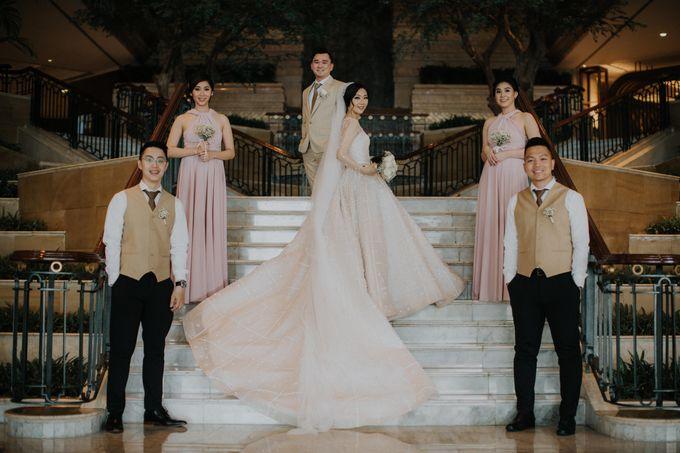 Ryan & Stella Wedding Reception by Irish Wedding - 003