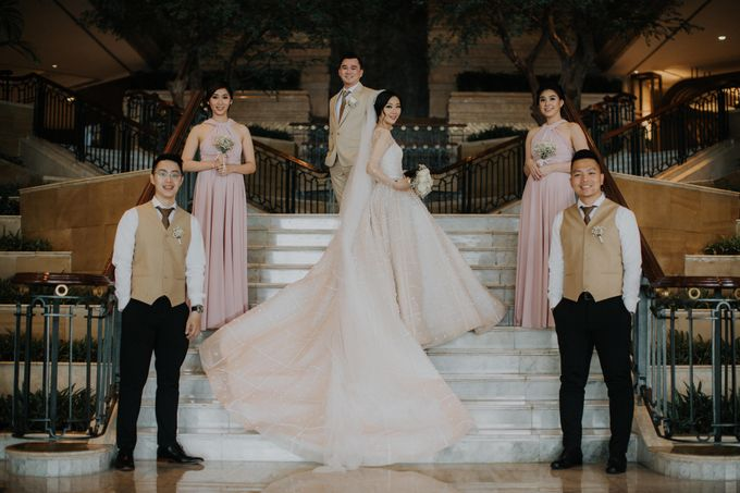 Ryan & Stella Wedding Reception by Soko Wiyanto - 003
